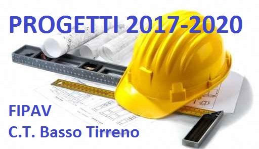 Progetti Basso Tirreno 2017-2020